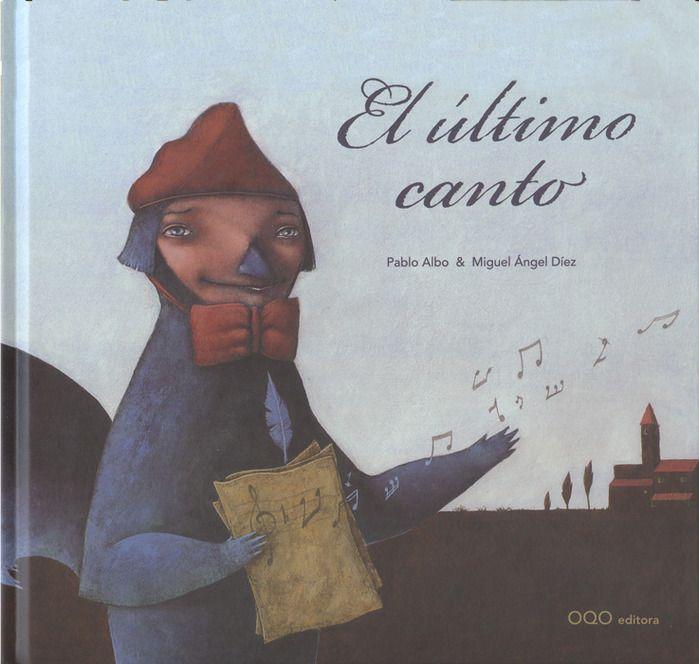 """Miguel Ángel Díez, """"El Ultimo Canto""""."""