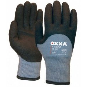 OXXA X-Frost munkavédelmi kesztyű