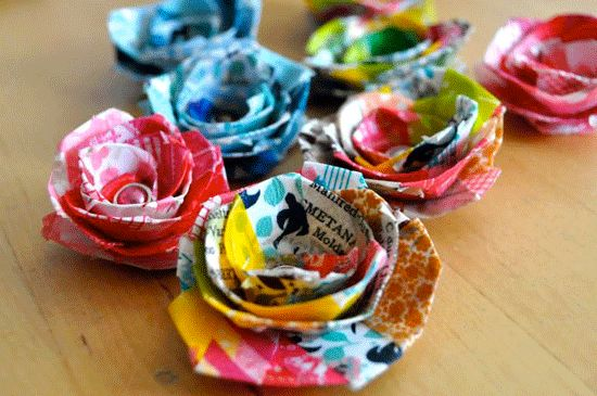 Poppytalk - The beautiful, the decayed and the handmade: Washi Tape DIY Ideas Round-Up