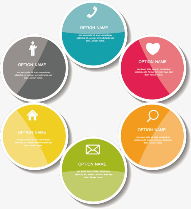 Vector Circle Graph Icon Business Ppt Png And Vector With