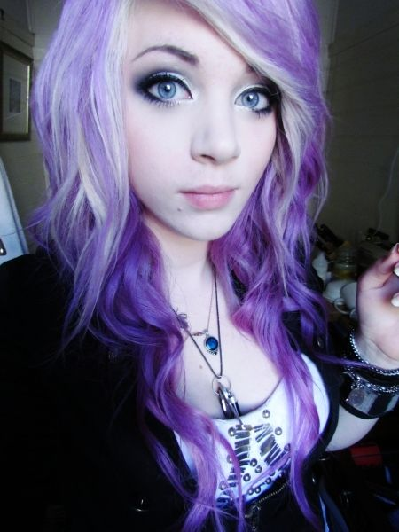 If I could pull this off.. This would be my hair.