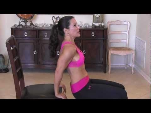 10 Minute Home Workout with Laura London- Amazing!!!