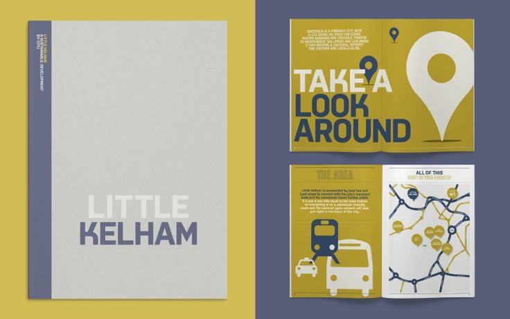 Little Kelham - Projects - Thompson Brand Partners