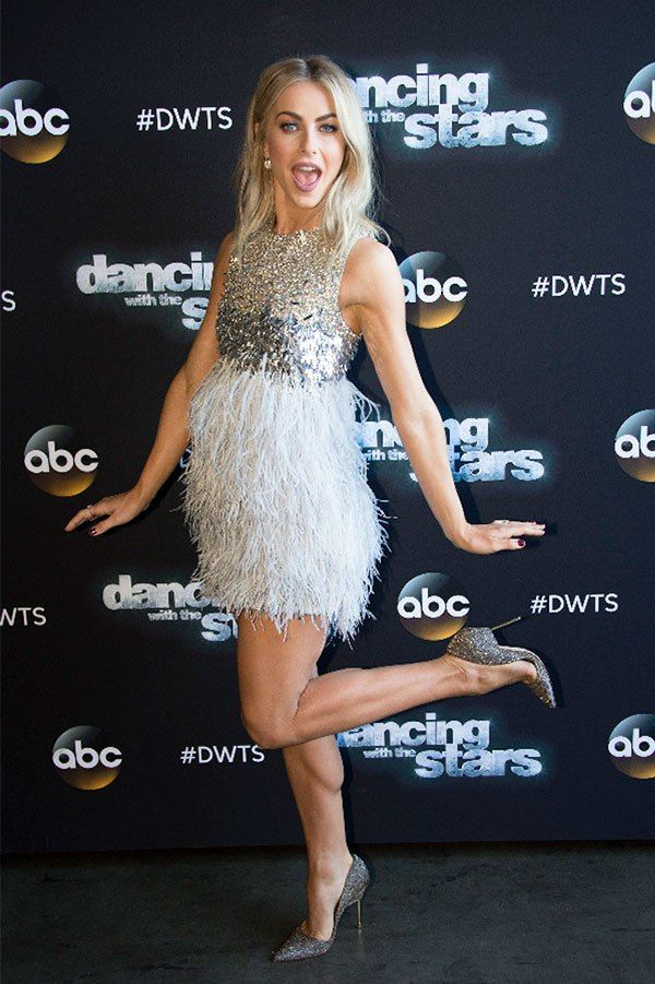 Julianne Hough's 'Dancing with the Stars' outfits are beyond amazing -- see all of her dresses and looks from 2017 -- PICS.