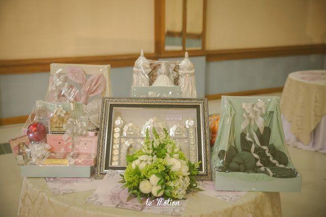 Le Motion Photo: AFRA & ASSAD WEDDING DAY - seserahan decoration