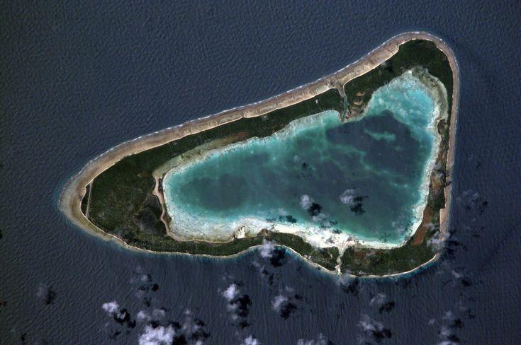 Marakei Atoll, North Gilbert Islands
