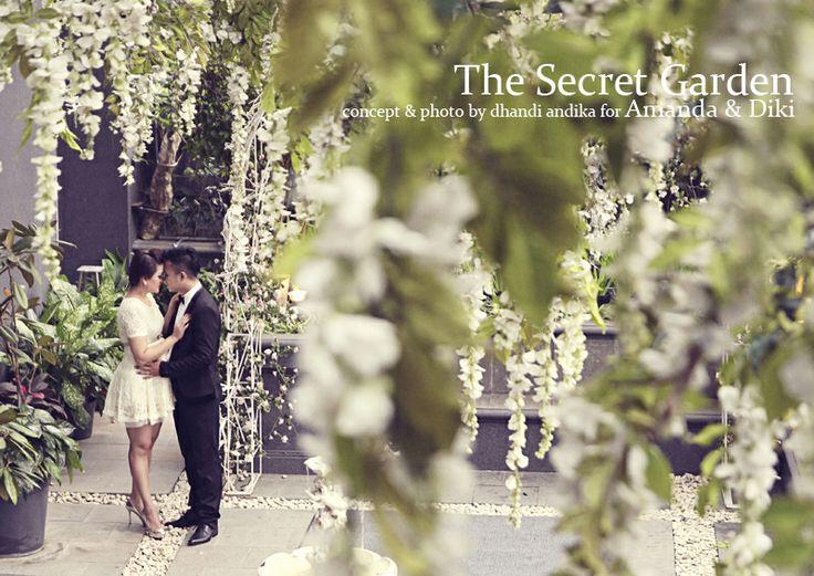 photoshoot at the secret garden. thanks to my beloved client Amanda & Diki