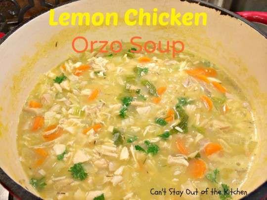 Lemon Chicken Orzo Soup - IMG_9352.jpg