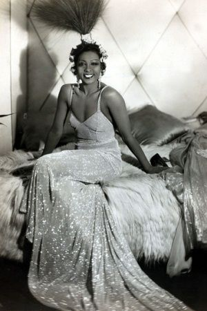 Josephine Baker, greatest dancer of the day (and let's be honest, probably ever)