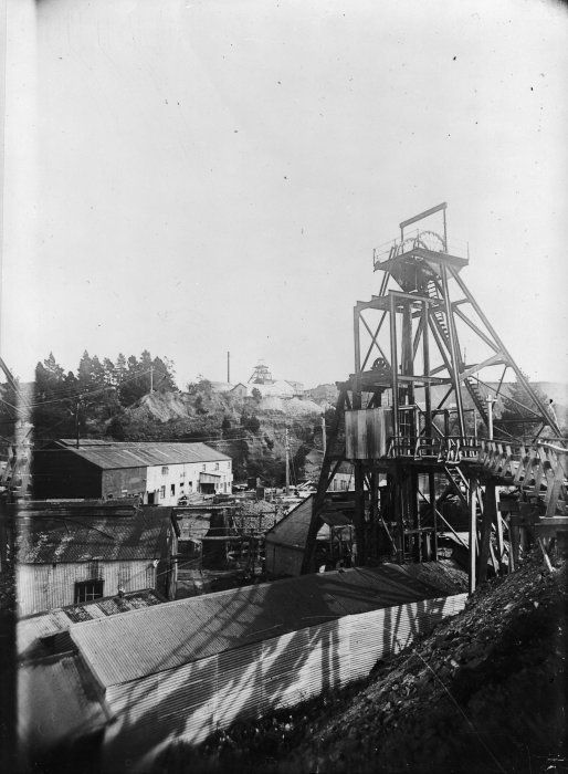 Waihi Grand Junction Gold Company site