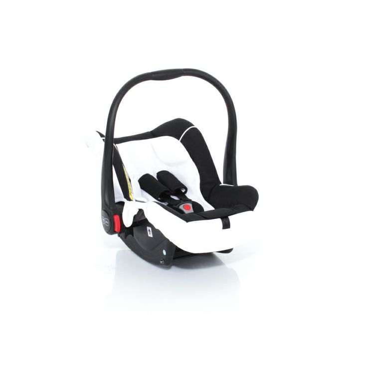 Ninio.ro va pune la dispozitie pentru achizitionare: Scaunul Auto Risus Alb/Negru, dotat cu un sistem de prindere foarte simplu, ofera copilului dumneavoastra un maxim de siguranta in timpul calatoriilor cu masina. Pernita cu care este dotata scaunul ii ofera suport bebelusului iar faptul ca baza scaunului este rotunjita faciliteaza transformarea acestuia intr-un balansoar.