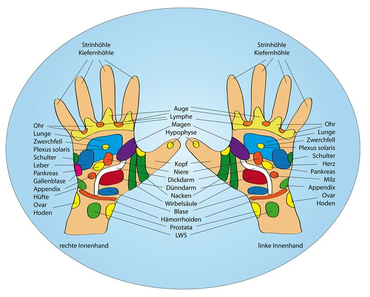 Handregionen