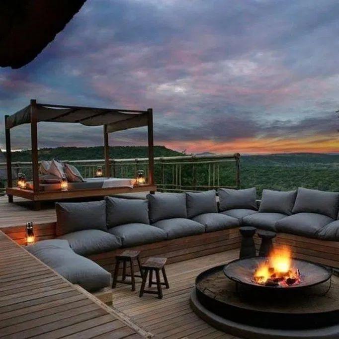 25+ Extraordinary Roof Terrace Design #terrace #te…