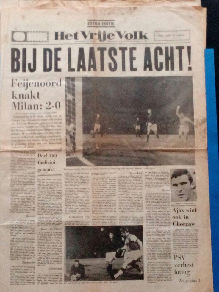 Oude krant 1971