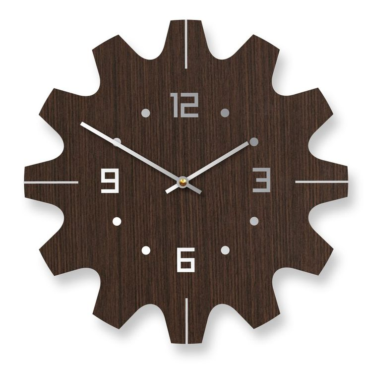 find this pin and more on wall clocks - Modern Designer Wall Clocks