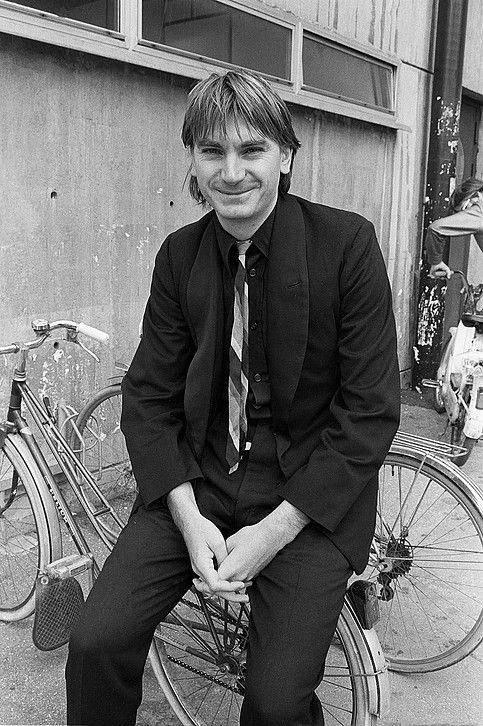 Georges Lavaudant, metteur en scène, 1979. © Franck Pédersol.