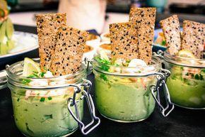 Recept på Avokadoröra med räkor | KitchenTime Magazine