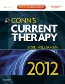 "5-star rating for ""Conn's Current Therapy 2012"" from Doody's Review Service!    ""This is a valuable book, at par with the other available major comprehensive medicine books. The contributors are clearly the leading experts in their fields.""  — Vincent F Carr, DO, MSA, FACC, FACP  Uniformed Services University of the Health Sciences"