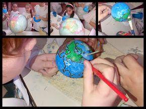 Expedición Aula: Nuestro Planeta Tierra.