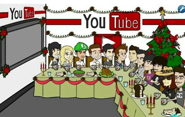 Youtubers Saw Game •Germán •Lele •FernanFloo •Vegetta777 •Town •Rubius •WillyRex •Staxx •Luzu •Bers •Dross •Mangel