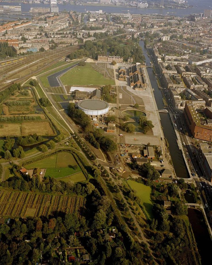 Cultuurpark Westergasfabriek, 2017  - Amsterdam, Netherlands