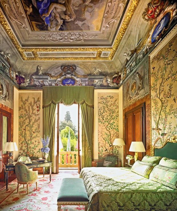 (Foto: ©2006 Four Seasons Hotels Limited )Four Seasons Hotel Firenze, na Itália