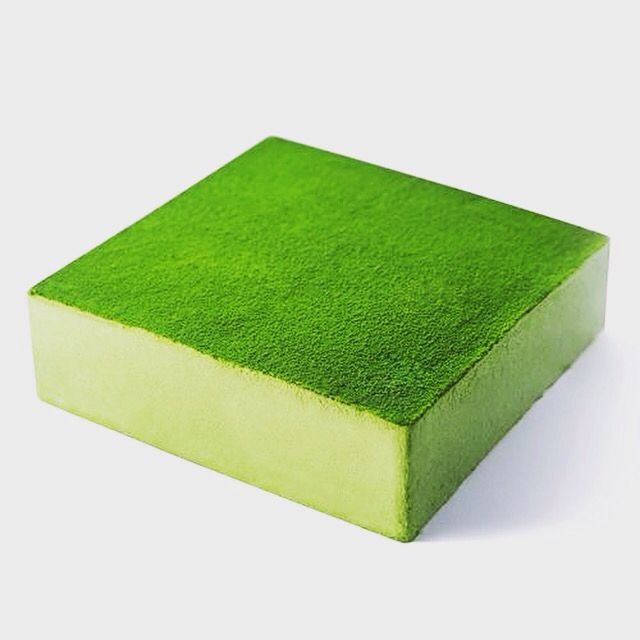 Green tea mousse cake. Order cake online http://www.ejoycity.ca
