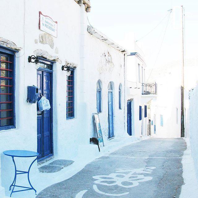 Penser à ses prochaines vacances, c'est déjà y être un peu non ? Grèce