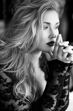 Wilhelmina Models - New York, Curve, Hunter McGrady Portfolio
