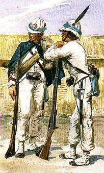 Bersaglieri Eritrea