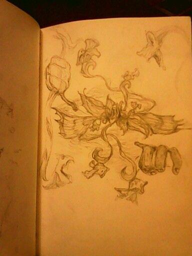 Fish monster by keylee181