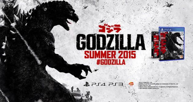 New Gameplay Trailer for GODZILLA video game sees the King of the Monsters doing what he does best for the Bandai Namco game being released in the U.S. July 14, 2015.