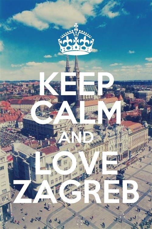 #Zagreb, A beautiful monumental city in #Croatia