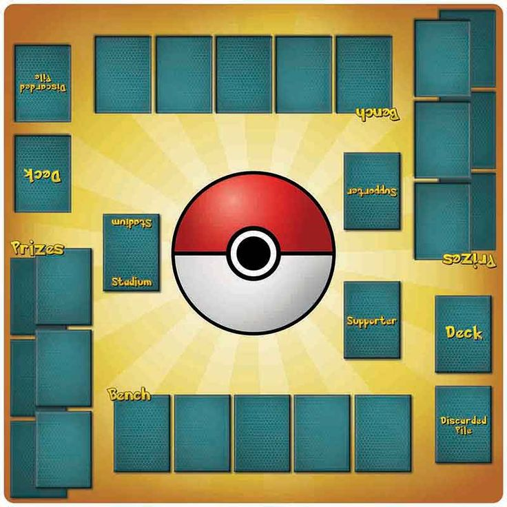 Tablero Pokemon Tcg Compartido Pinterest Pokemon