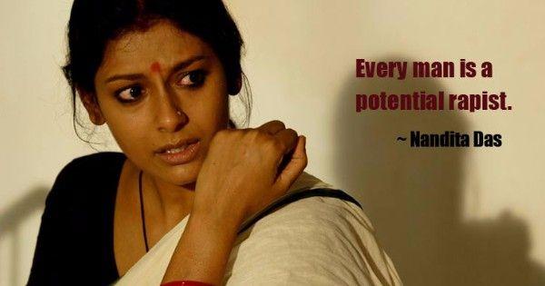 Mental Masala - WTF: Nandita Das Said All Men Are Potential Rapists!