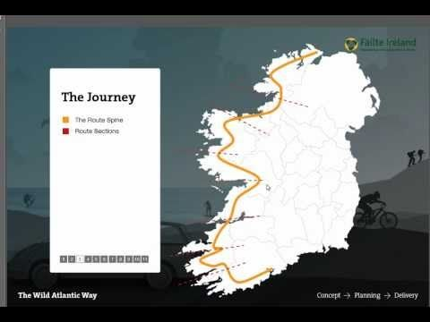 The Wild Atlantic Way route gives you plenty to look forward to A very Adventurous challenge www.wildatlanticway.info