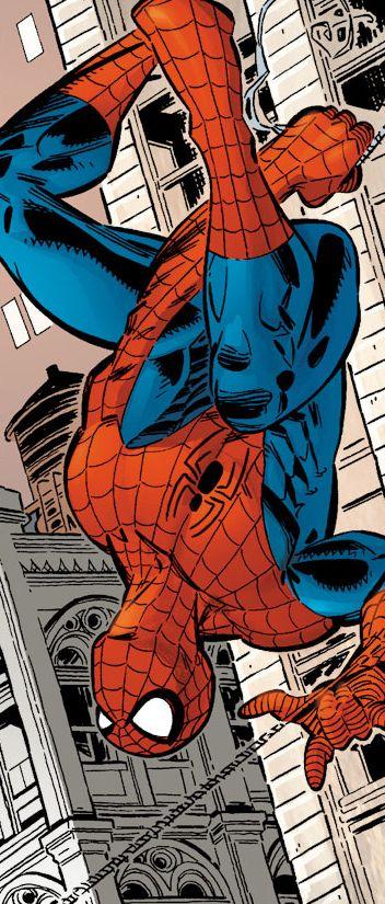 Spider-Man by Rick Leonardi