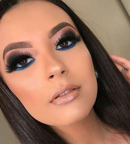 Seja um maquiador profissional – o melhor curso na Internet com as melhores técnicas.   – Stunning Eyes and Lips