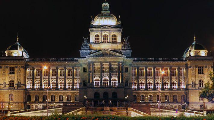 Muzeul National O vacanta in Praga in imagini - galerie foto. Vezi mai multe poze pe www.ghiduri-turistice.info