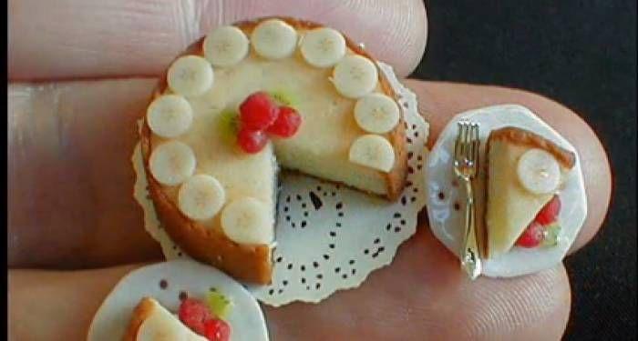 Cibo in miniatura #Star #ricette #food #recipes