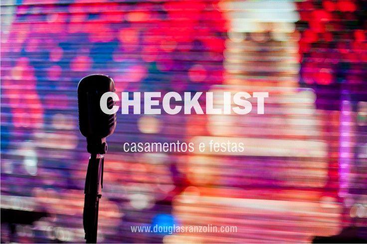 Elaborei umcheck listde providências muito útil e prático com todos os itens que envolvem o planejamento de uma festa. Oconteúdo e prazos do check list foram elaborados com base nas festas curitibanas. Mas é possível…