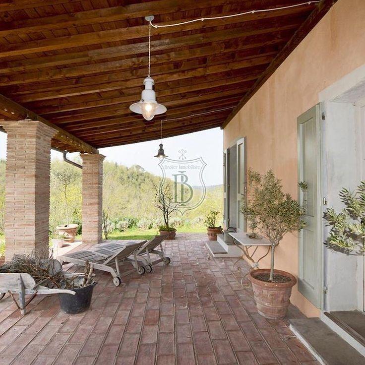 CASALE IL CARDELLINO HILLS OF PISA TUSCANY⠀ Casale