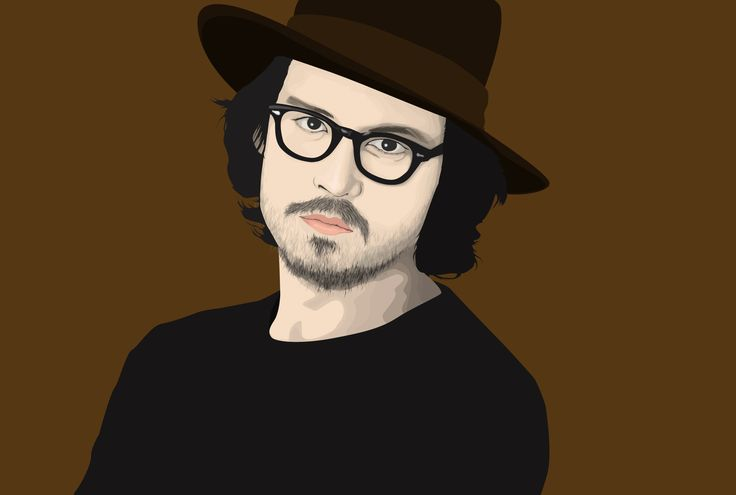 Johnny Depp #Vector
