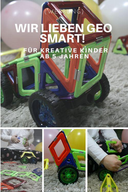 (Anzeige) Wir lieben Geo Smart! Für kreative Kinder ab 5 Jahren - 2KindChaos Eltern Blogazin  #werbung #geosmart #weltraumtester #spielzeug