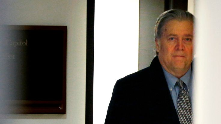 The former chief strategist sat down with the special counsel for about 20 hours this week.