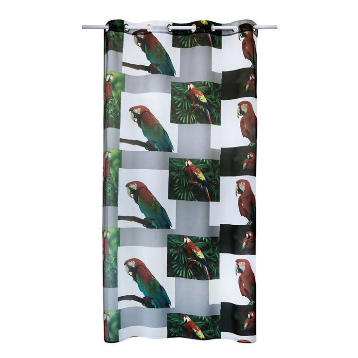Печатных полосатые шторы для детской комнаты современные занавес органзы 4 цветов для гостиной 1 шт. бесплатная доставка