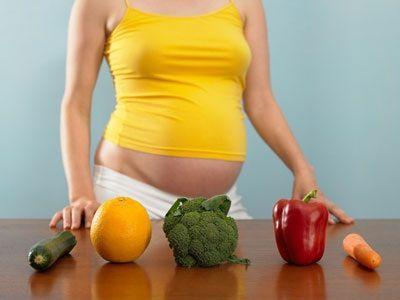 Per rimanere in forma e non prendere troppi chili nei nove mesi, segui il menu settimanale proposto da Diana Scatozza, medico specialista in scienza dell'alimentazione.