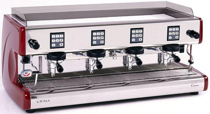 La_Scala_4 karos_espresso_Machine_