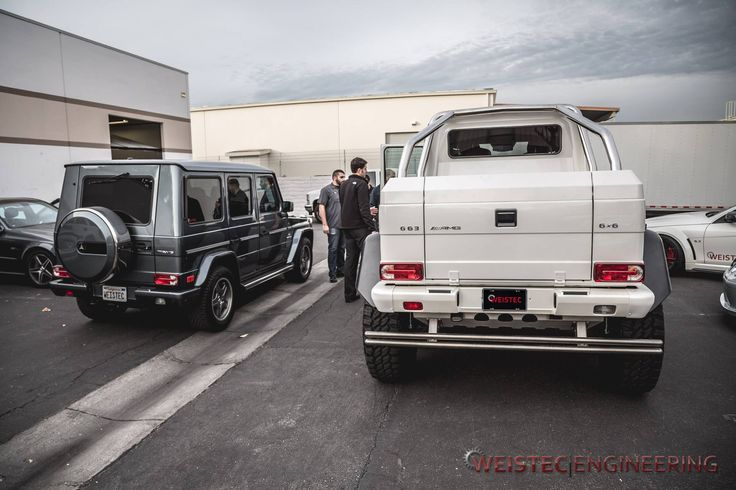 Mercedes G Wagon AMG 6X6 - Bing images