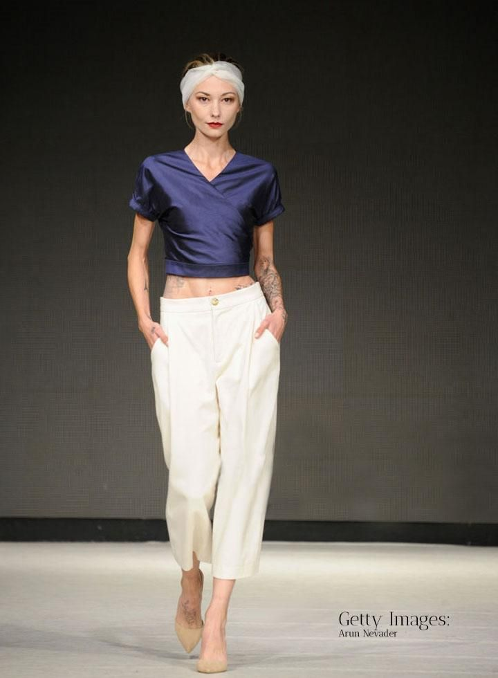 Waterfront Cropped Pant